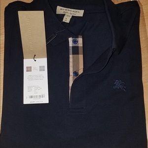 Burberry Shirts - Men's Burberry polo